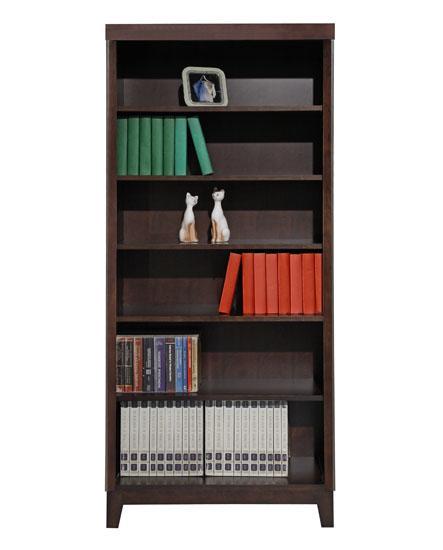 winners only koncept 6 shelf open bookcase