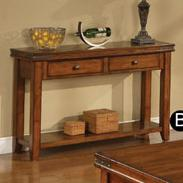 "Winners Only Mango 50"" Sofa Table"