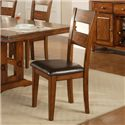 Winners Only Mango Dining Side Chair - Item Number: DMG450S