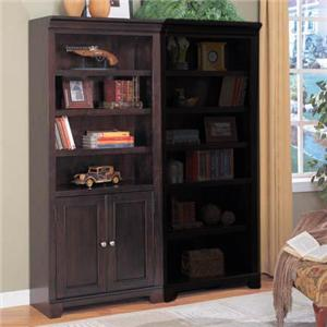 Winners Only Metro  Bookcase with Doors