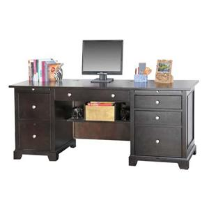 Winners Only Metro  72 Inch Computer Credenza