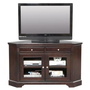 Winners Only Metro 55 Inch Corner TV Cabinet
