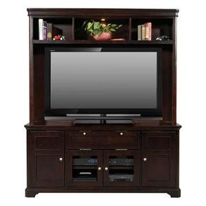 "Winners Only Metro 74"" Media Console and Hutch"