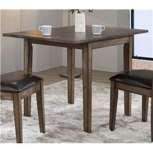 Table with Drop Leaves