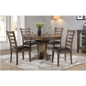 5 Pc. Dining Set