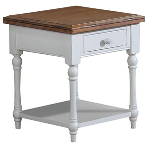 """Winners Only Pacifica 20"""" End Table"""