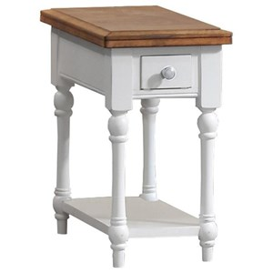 "Winners Only Pacifica 14"" Chair Side Table"