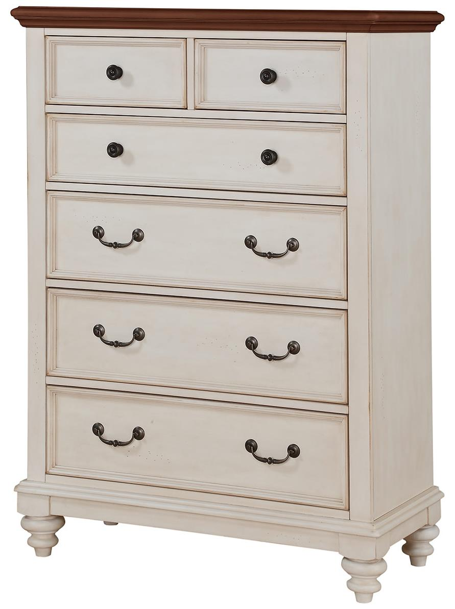 Winners Only Palm Beach Drawer Chest - Item Number: BAP2007