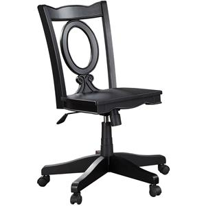 Winners Only Palm Beach Keyhole Office Chair