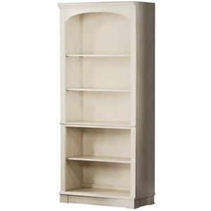 """Winners Only Palm Beach 72"""" Open Bookcase"""