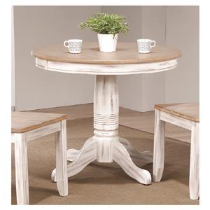 "36"" Pedestal Table"