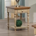 Winners Only Quails Run End Table - Item Number: AQ100EW