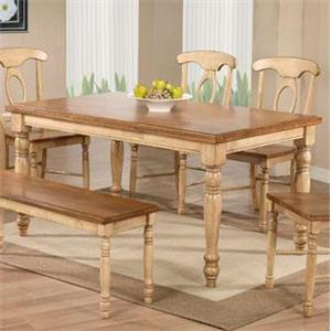 Winners Only Quails Run Leg Table