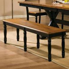 "Winners Only Quails Run 60"" Dining Bench"