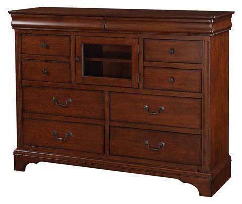 Ten Drawer Tall Dresser