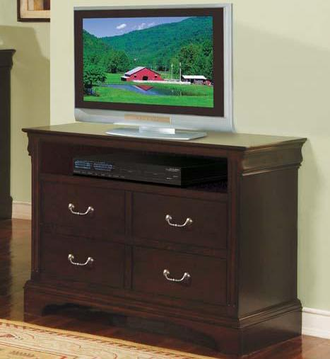 Two Drawer TV Chest