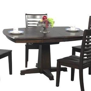 Winners Only Santa Fe Single Pedestal Dining Table