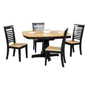 Piece Dining Table and Chair Set