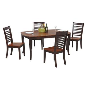 Winners Only Santa Fe 5 Piece Dining Table and Chair Set