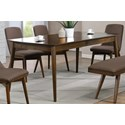 Winners Only Santana Rectangular Dining Table - Item Number: DS53672