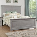 Winners Only Tamarack California King Panel Bed - Item Number: BTG1001CK