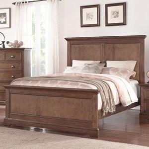 Winners Only Tamarack Queen Panel Bed