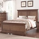 Winners Only Tamarack Queen Panel Bed - Item Number: BTH1001Q