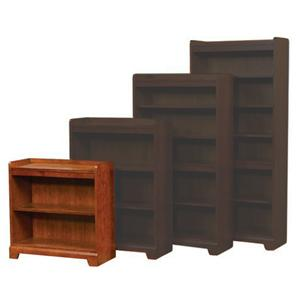 "Winners Only Topaz  32"" Open Bookcase"