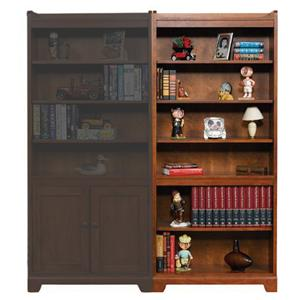 "Winners Only Topaz  72"" Open Bookcase"