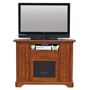 "Winners Only Topaz  47"" Corner Media Base with Storage"