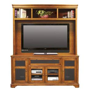 "Winners Only Topaz  74"" Media Base and Hutch"