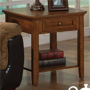 "Winners Only Topaz 23"" End Table"