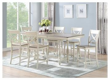 7 PC Counter Table Set
