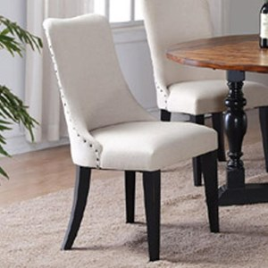 Winners Only Weston Upholstered Side Chair