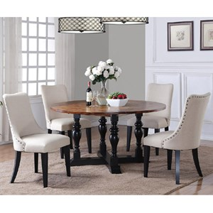 Winners Only Weston 5 Piece Dining Set