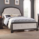 Winners Only Xcalibur Queen Upholstered Bed - Item Number: BX1001Q