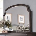 Winners Only Xcalibur Dresser Mirror - Item Number: BX1009