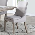 Winners Only Xena Side Chair - Item Number: DX3451S