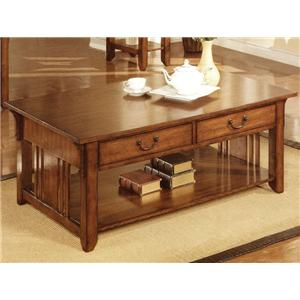 Winners Only Zahara Coffee Table