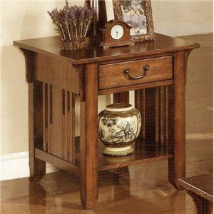 Winners Only Zahara End Table