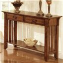 Winners Only Zahara Sofa Table - Item Number: AZH100S