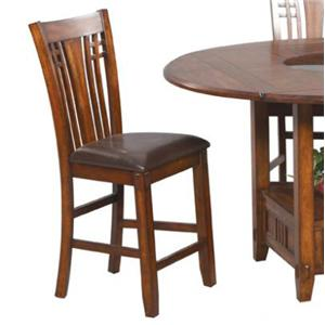 Winners Only Zahara Mission Style Barstool
