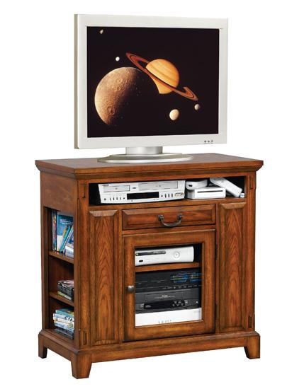 "Zahara 36"" Media Base by Winners Only at Mueller Furniture"