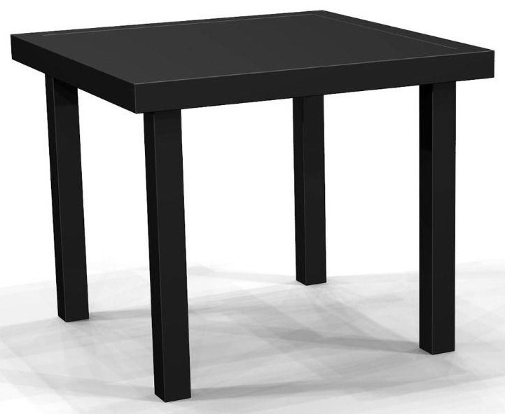 Jasper HQ Compass 24 inch End Table by Winston at Johnny Janosik