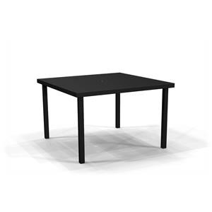 44 inch Square Solid Top Table