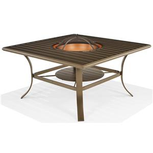 "48"" Square Fire Pit"