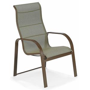 Winston Seagrove II Sling Ultimate High Back Sling Dining Chair
