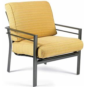 Stationary Lounge Chair