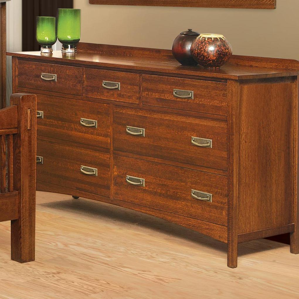 Witmer Furniture Heartland Do11750 Dresser With 7 Drawers Furniture And Appliancemart Dresser