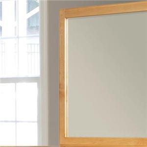 Witmer Furniture Stratford Rectangular Mirror